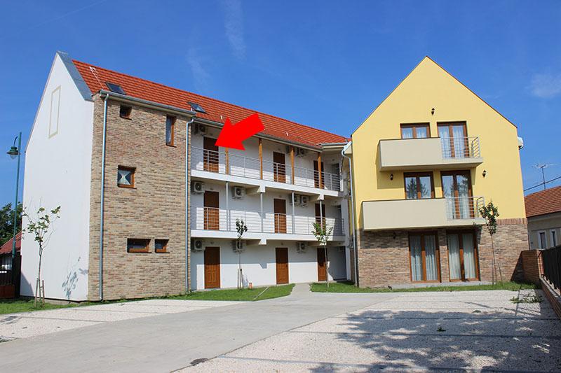 Gyula apartman, Gyula szállás / Brillapartman belső5