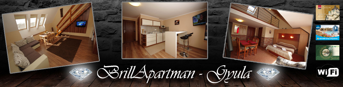 Brill Apartman Gyula